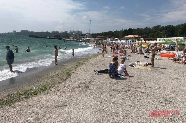 Одесский горсовет не рекомендует купаться на всех пляжах города: причина