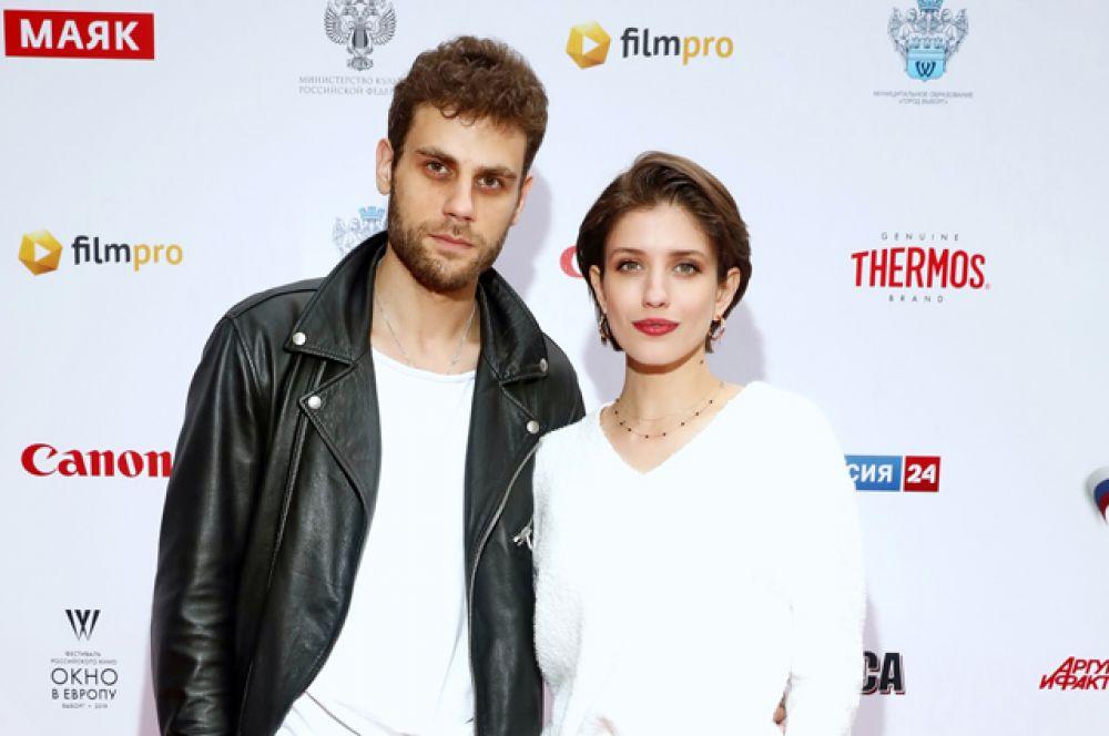 Анна Чиповская и Дмитрий Ендальцев.