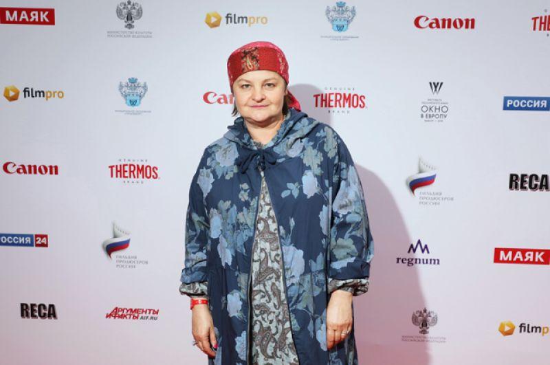 Ольга Лапшина.