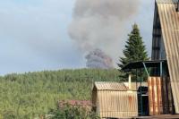 В Ачинске и Ачинском районе началась работа по оценке ущерба, нанесенного пожаром и взрывами на складе боеприпасов в воинской части