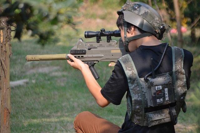 Тюменцы смогут бесплатно сыграть в лазертаг