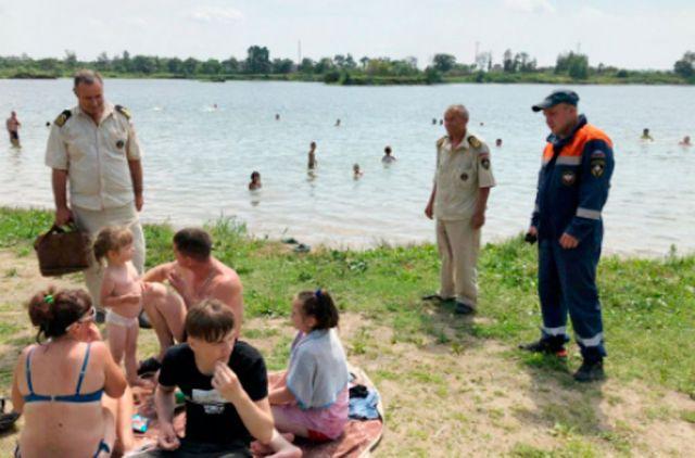 Спасателей в местах отдыха стало больше