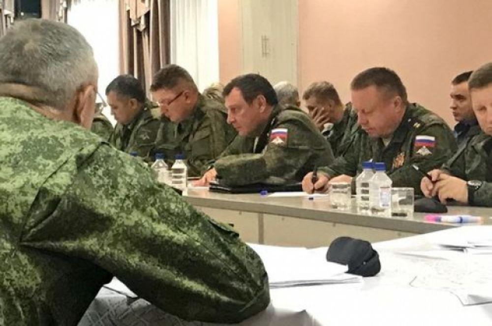 Министр обороны Сергей Шойгу отправил в Ачинск своего заместителя Дмитрия Булгакова.