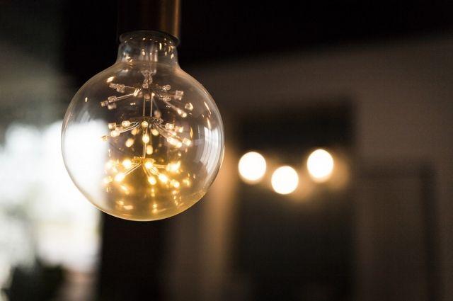 В Грачевском районе полностью восстановлена подача электроэнергии