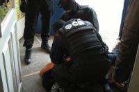 Подозреваемых задержали у железной дороги.
