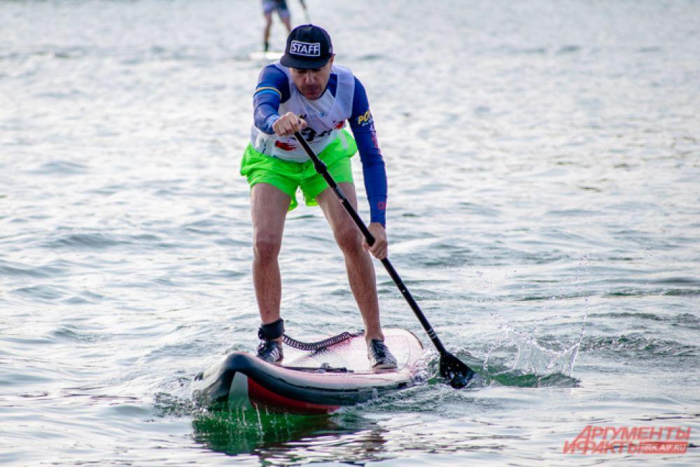 Доминика Касымова стала самой маленькой участницей соревнований, хотя кроме неё наравне со взрослыми состязались и другие дети