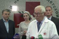Врачи НИИ Леонида Рошаля рассказали о состоянии девочки из Ингушетии 5 августа.