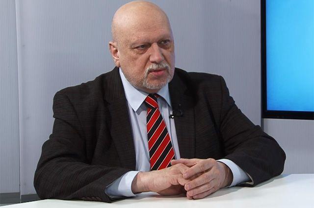 Александр Михайлов.