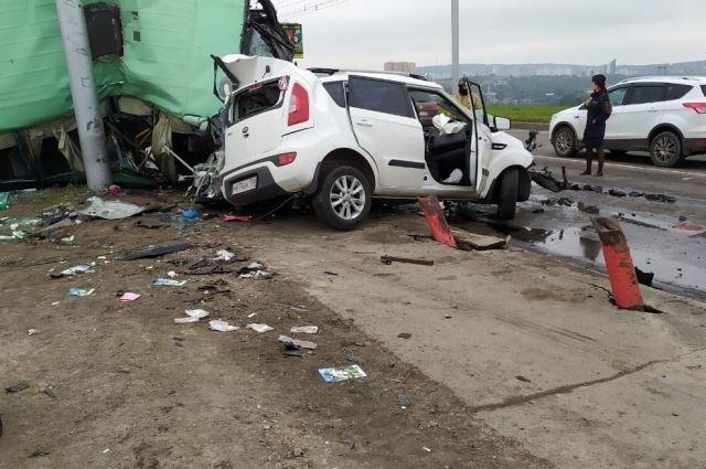ДТП, которое случилось утром 1 августа, унесло жизнь двух девушек.