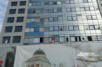 В Оренбурге к демонтажу готовится недострой на ул.Советская.