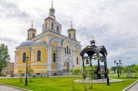 Церковь Пресвятой Троицы в составе выявленного объекта культурного наследия «Киновия Александро-Невской лавры».