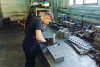 «5-я трудовая» на Барнаульском станкостроительном заводе