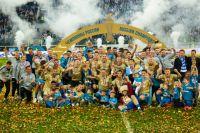 Благополучные времена были в футбольном Петербурге далеко не всегда.