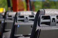 Автобус, который стоял на аварийной сигнализации, обнаружили инспекторы ДПС.