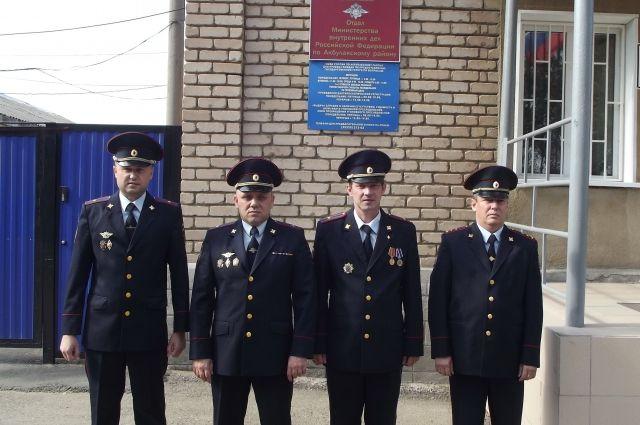 В Акбулакском районе полицейские раскрыли кражу редуктора комбайна