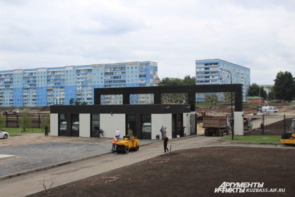 Уже 1 сентября за парты Кемеровского президентского кадетского училища сядут 360 воспитанников.
