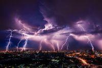 Погода на 8 августа: жара и штормовое предупреждение