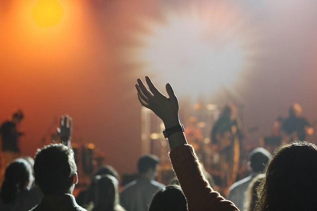 Масштабный рок-фестиваль прошел в Кемерове 27 июля.