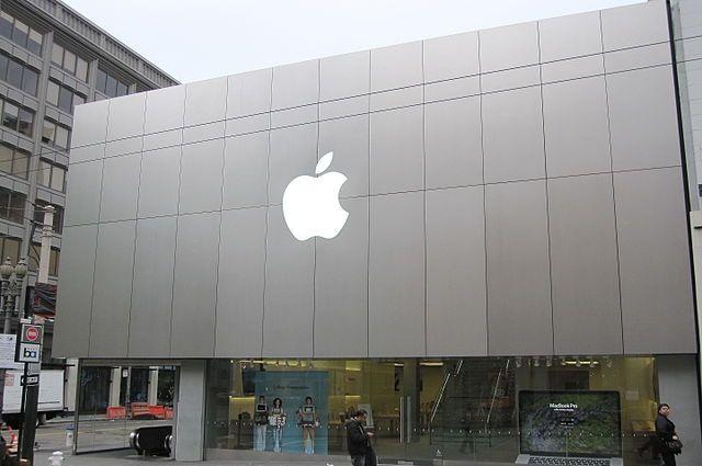В ФАС сообщили о возбуждении дела против Apple photo