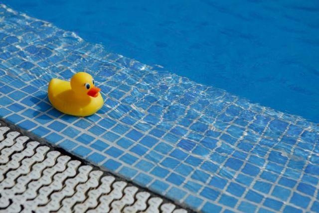 В Барселоне женщинам разрешили плавать топлесс в городских бассейнах photo