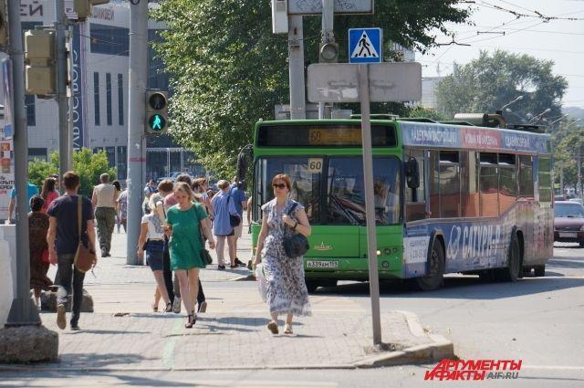 Движение временно изменится из-за ремонта на улице Луначарского на участке от Комсомольского проспекта до улицы Сибирской.