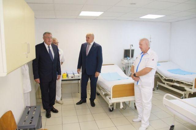 В 2020 году центр амбулаторной онкологической помощи появится в Кемерове.