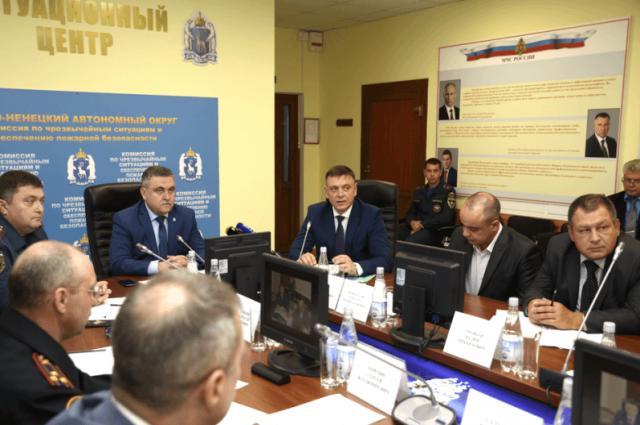 На Ямале противопожарные разрывы в случае ЧС защитят населенные пункты