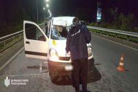 Во Львовской области нацгвардеец сбил пешехода