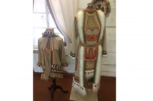 По традиционному костюму эвенков можно изучать историю народа, его обычаи и культуру.