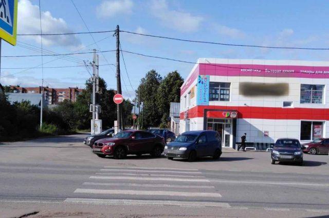 В Ижевске женщина-водитель сбила 1,5-годовалого ребёнка на велосипеде