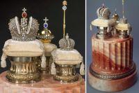 Составить стоимость экспонатов в рублях могут только эксперты, и для посетителей эта информация может быть закрытой. Однако доподлинно известно, что Большая императорская корона в 1865 году оценивалась в 823 976 рублей, Держава – 190 353 рубля.