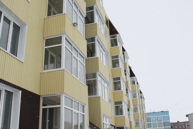 В ближайшие два года 164 человека получат новое жилье.
