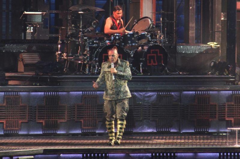 Российская публика приняла на ура концерт легендарной группы.