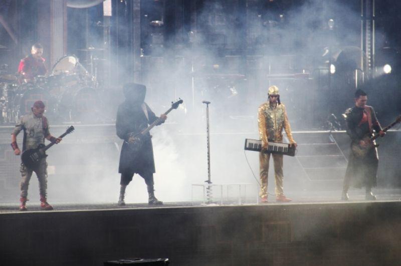 Стоимость билетов на шоу немцев доходило до 20 000 рублей.