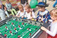 «Бригантина» организовала фестиваль «Карнавал чудес» в честь Дня защиты детей.