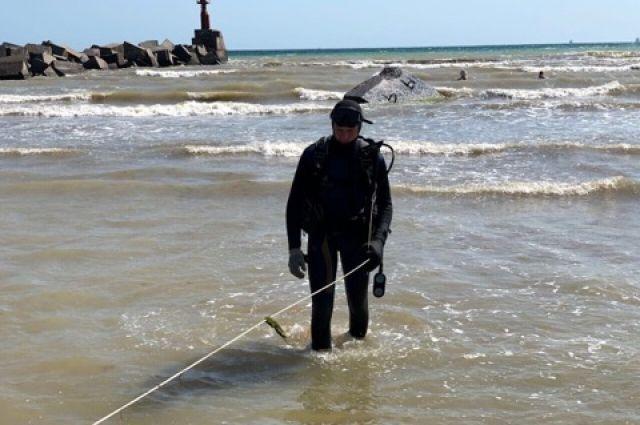 Под Одессой спустя два дня нашли тело ребенка, которого унесло в море