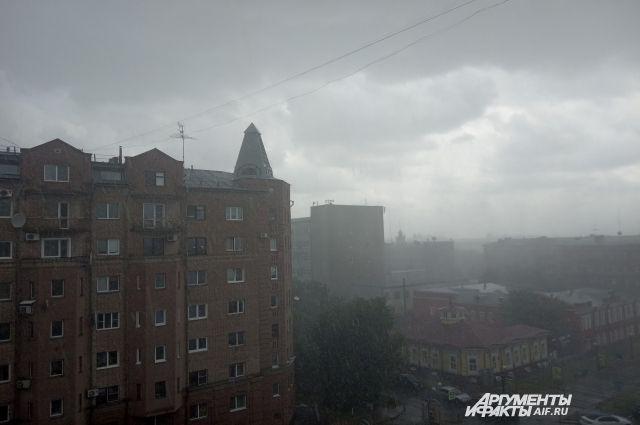 Погода в Новосибирске: горожан ждут хмурые и дождливые выходные