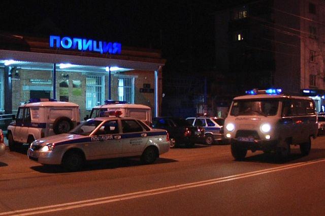 Сообщение о пропавших поступило в МВД.