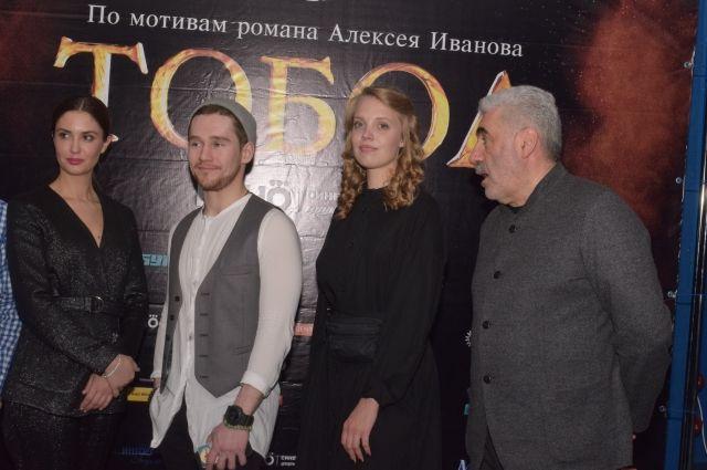 Фильм «Тобол», который снимали в Тюменской области, вышел на DVD