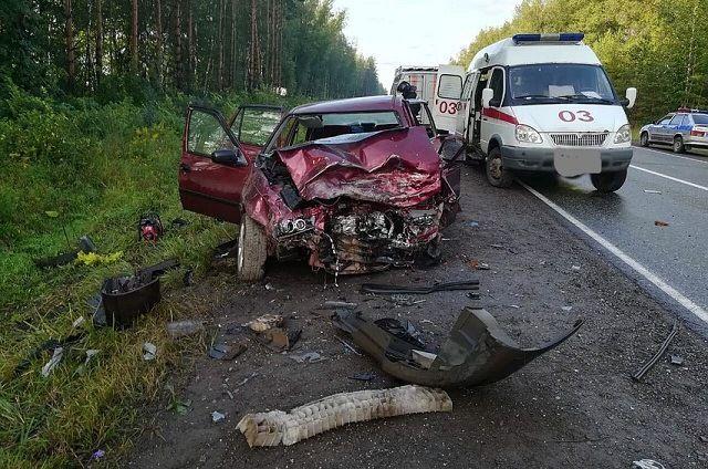 Водитель автомобиля погиб.
