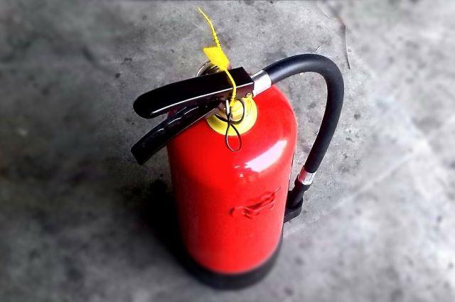 В ТК «Европейский» исправлено большинство недочетов в пожарной безопасности