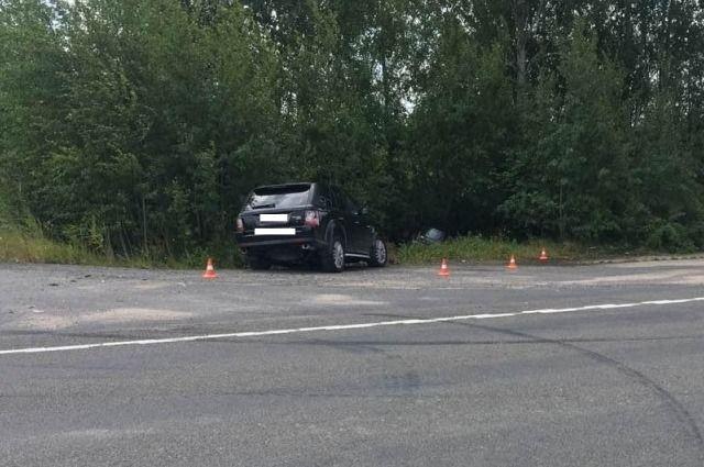 При повороте водитель не пропустил другой автомобиль.