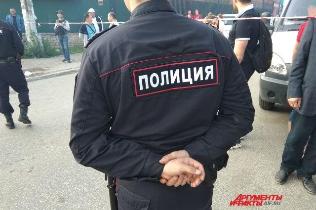 Вечером 10 августа в село Галяшор, где находились представители «Мемориала», пришли полицейские.