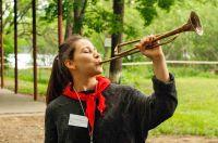 Студотрядовцы - это молодые кадры для разной работы в летний сезон отпусков.