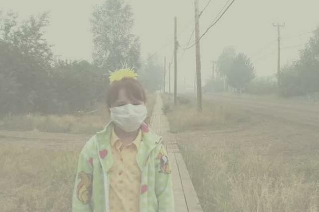 В Эвенкии люди боятся выходить на улицу без масок.