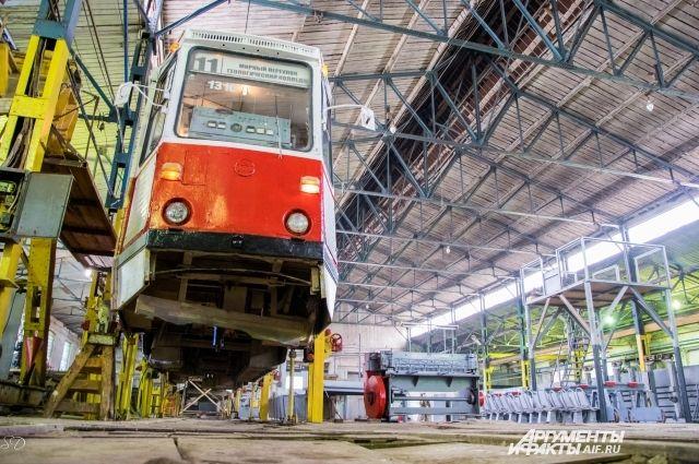 Все вагоны технически исправны.