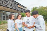 Проект выпускников школы № 384 вернул заброшенному зданию надежду на будущее.