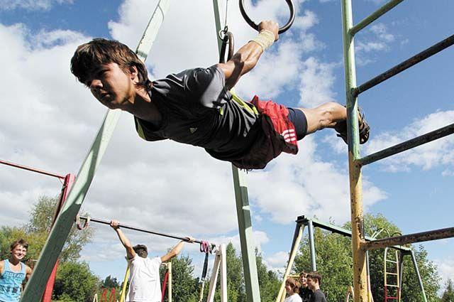 В Тюменской области откроют спортплощадку для реабилитации подростков