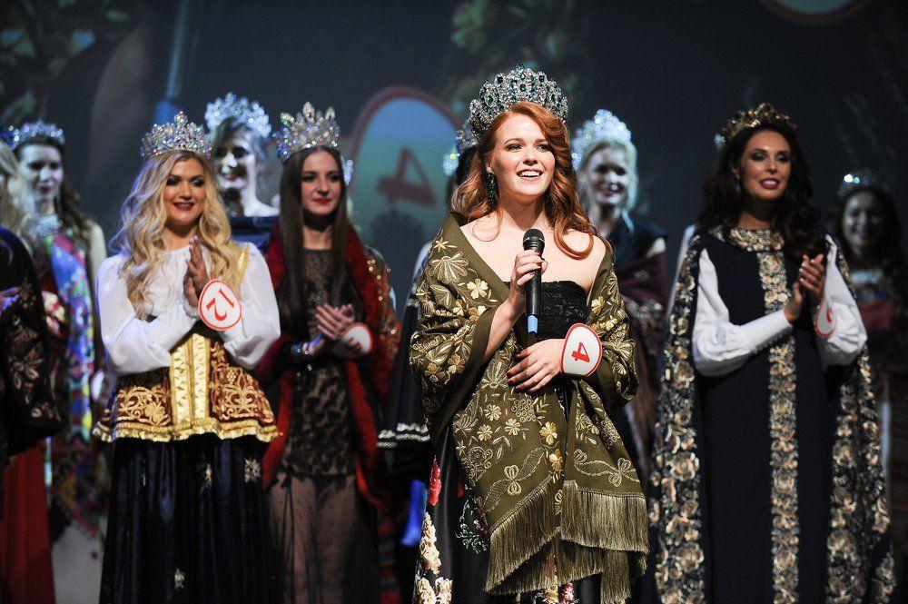 Финал всероссийского конкурса красивых мам «Миссис Россия 2019».