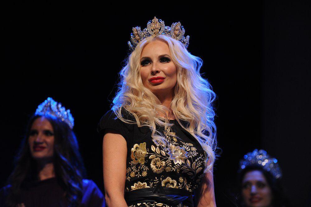 Победительница конкурса «Миссис Россия – 2019» Екатерина Нишанова (Геленджик).